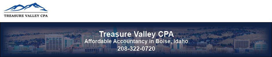 Treasure Valley CPA